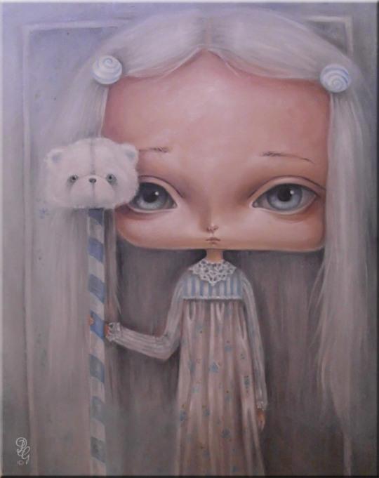 p 22 Beautiful Paintings by Paulina Góra