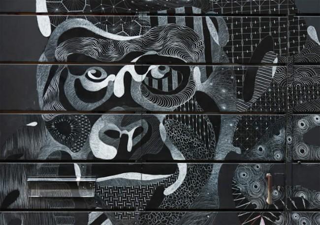 phlippe baudelocque 2 02 650x458 Chalk Street Art
