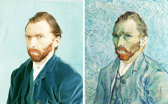 tadao gogh 2 Revealing Vincent van Gogh by Tadao Cern