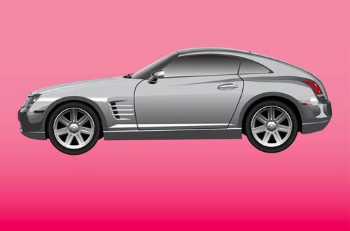 1.free car vectors A Collection Of Free Vector Vehicles For Designers