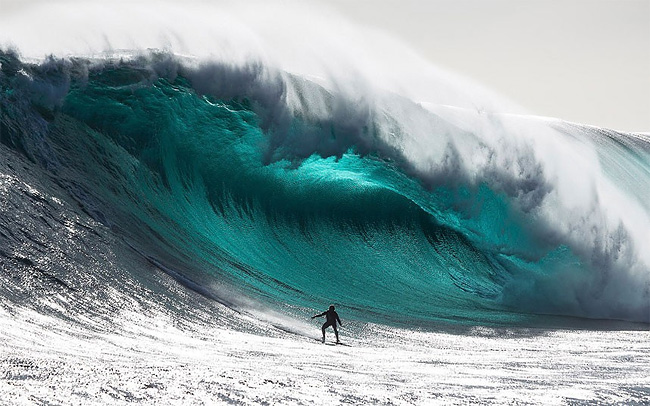 1104 Photo of the Day: The Biggest Wave