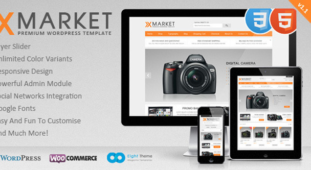 1213 15 Latest E Commerce Responsive WordPress Themes