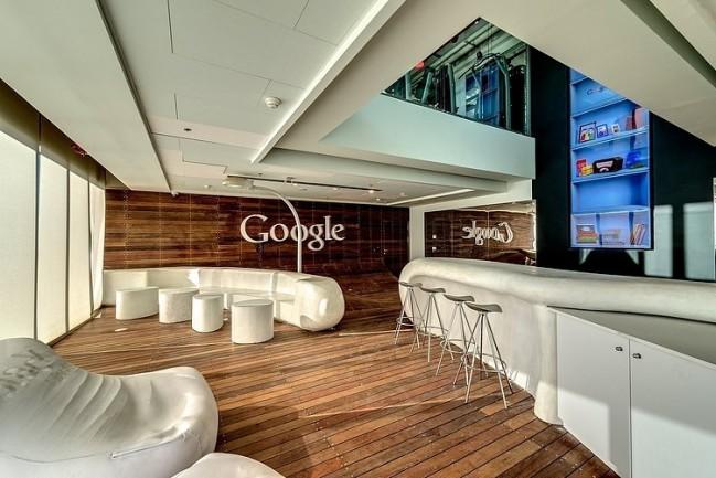 146 New Google Tel Aviv Office by Camenzind Evolution