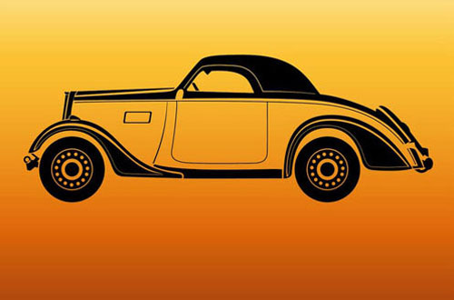 2.free car vectors A Collection Of Free Vector Vehicles For Designers