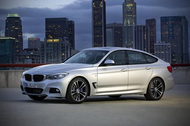 2014 BMW 3 Series Gran Turismo 1 650x433 2014 BMW 3 Series Gran Turismo
