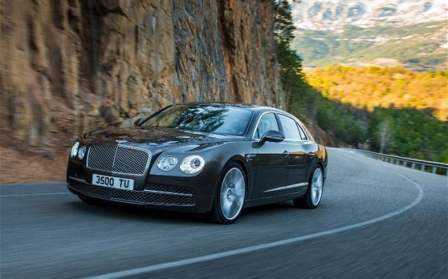 2014 Bentley Flying Spur 650x405 2014 Bentley Flying Spur