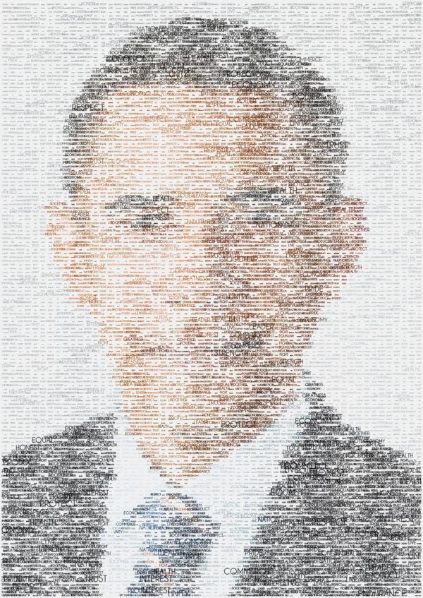 547099dfb924803a956acdf90f7350ec Barack Obama Typography