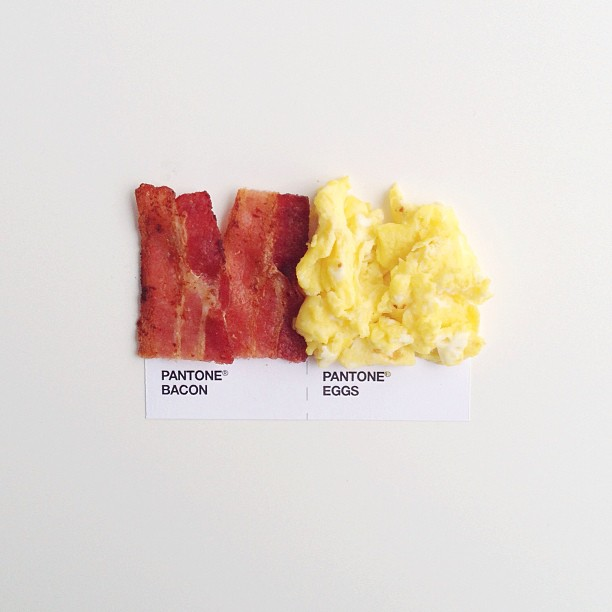678957a27cfa11e28bf022000a9f139a 7 Incredible Pantone food palette