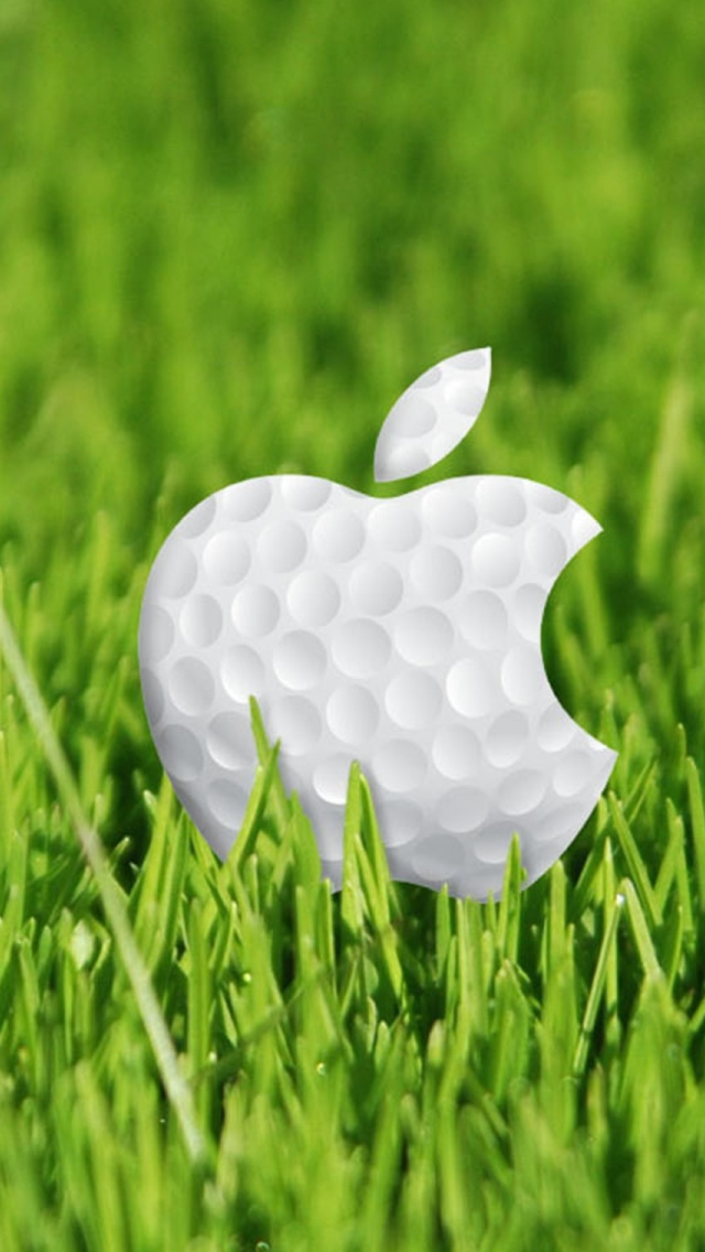 Apple Golf iPhone 5 Wallpaper 15 Awe Inspiring Wallpapers of IPhone 5
