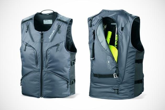 BC Vest BC Vest W/ Hidden Backpack