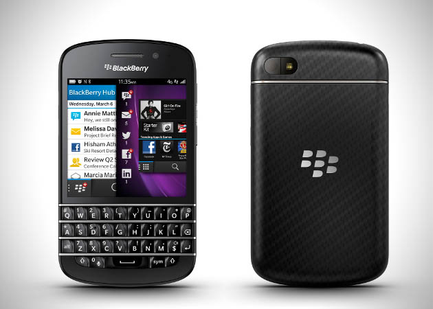 BlackBerry Q10 QWERTY Finally Blackberry 10 Has Been Announced !