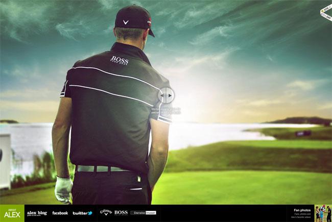 Boss 20 Super Hit Sports Website Designs