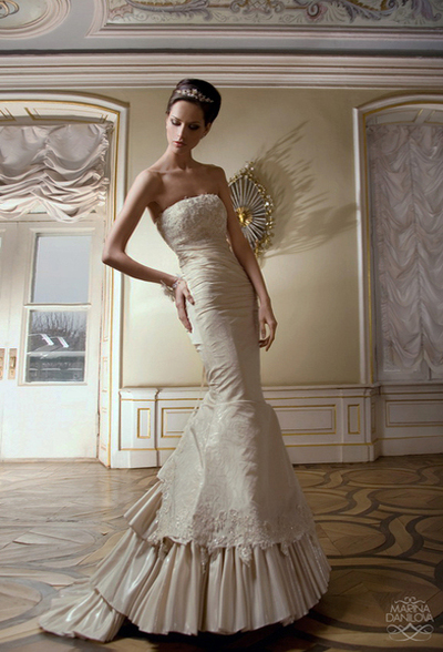 Photos Of Delightful Bridal Dresses