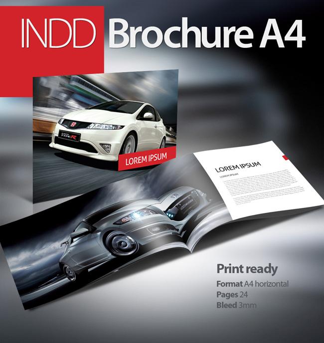 Brochure Designs  Striking Examples Of Brochure Designs