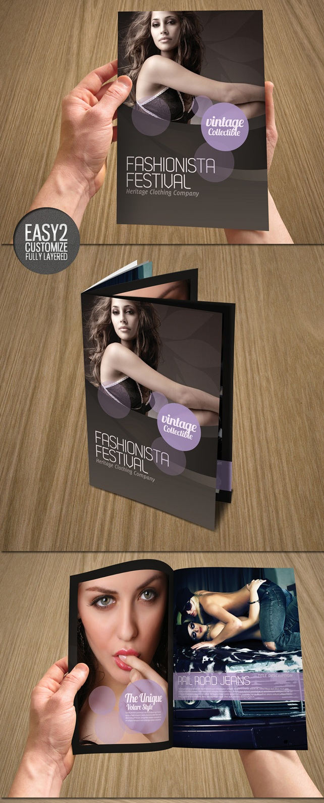 Brochure Designs 6 Striking Examples Of Brochure Designs