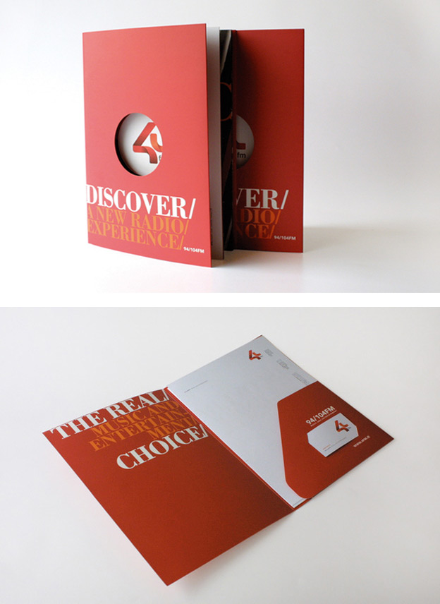 Folder 21  30+ Creative Presentation Folder Designs