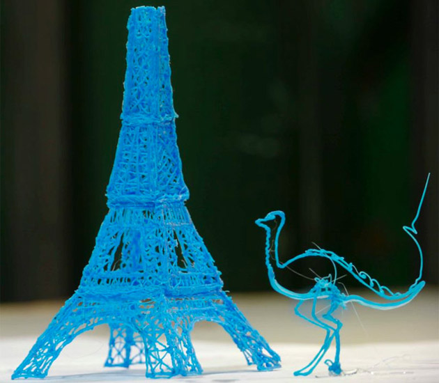Pen The Worlds First Ever 3D Drawing Pen by 3Doodler