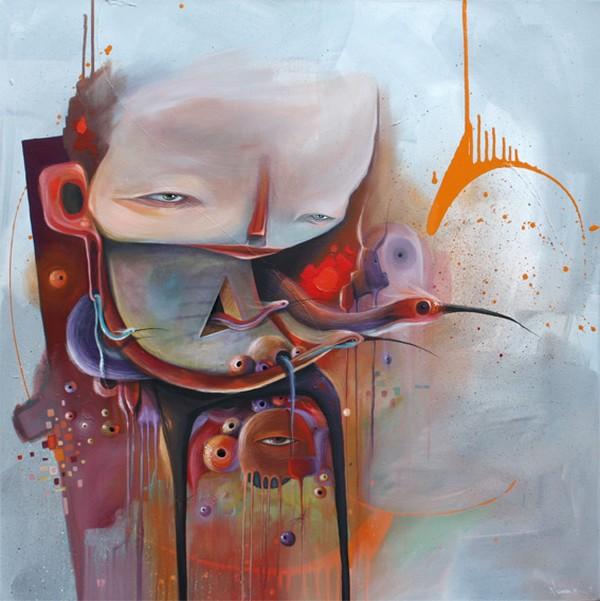 Philip Bosmans 1 Paintings by Philip Bosmans