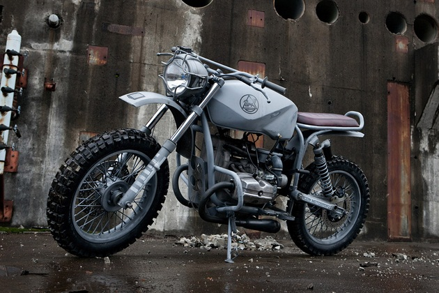 The Quartermaster by URAL Motorcycles and ICON 2 URAL Motorcycles x ICON The Quartermaster