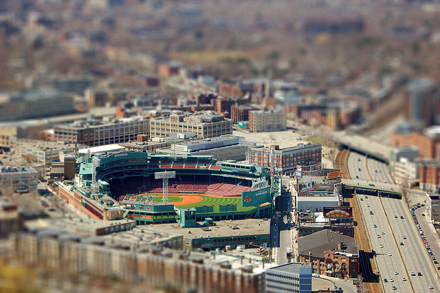 Tilt Shift Photographs  Stunning Examples Of Tilt Shift Photography