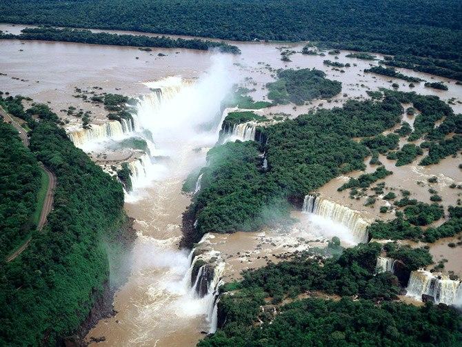 Wonderful Waterfalls 1 Wonderful Waterfalls Around The World