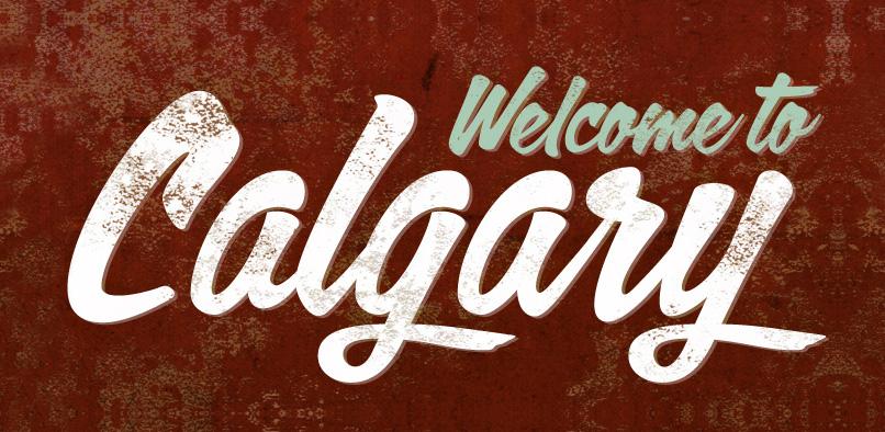 calgary3 Calgary Script Font