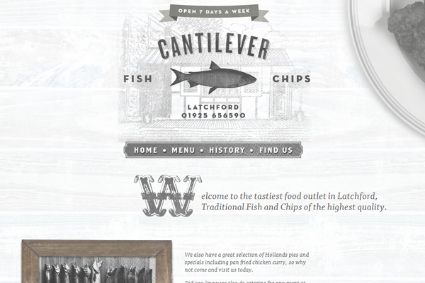 cantilever1 35 Interactive Parallax Scrolling Website Designs