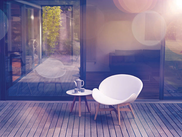 dansk seating 11 Dansk Outdoor Furniture Collection of Gloster