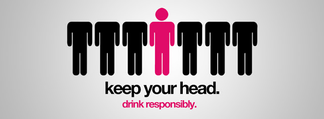 drink responsibly fb timeline profile cover Random Facebook Covers