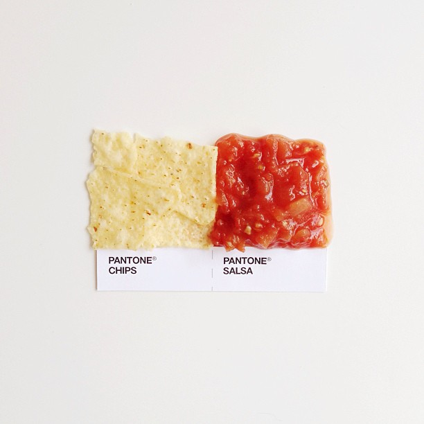 e228982480ec11e29c4c22000a9e0896 7 Incredible Pantone food palette