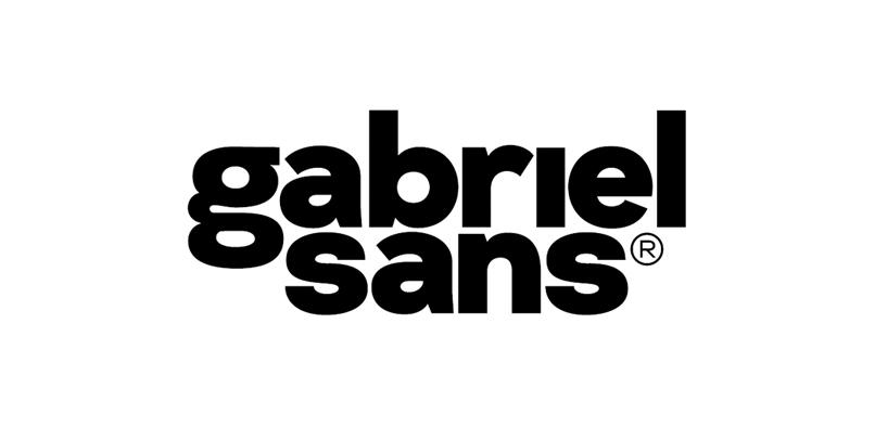gabriels1 Gabriel Sans Font