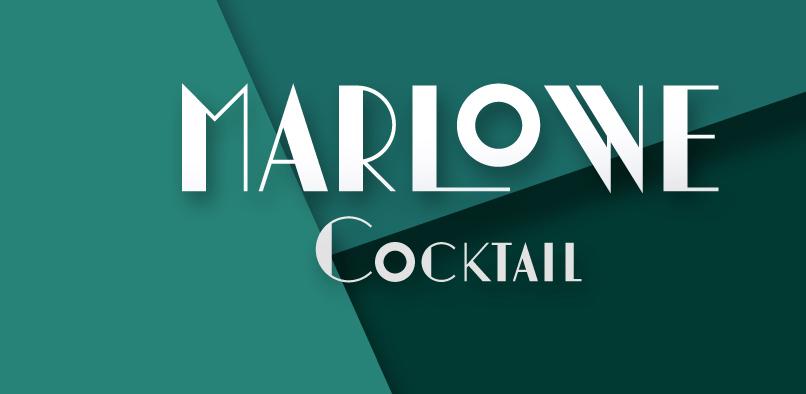 hft158 marlowe pr4 Marlowe Font