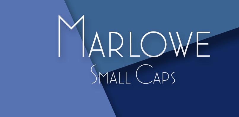 hft158 marlowe pr5 Marlowe Font
