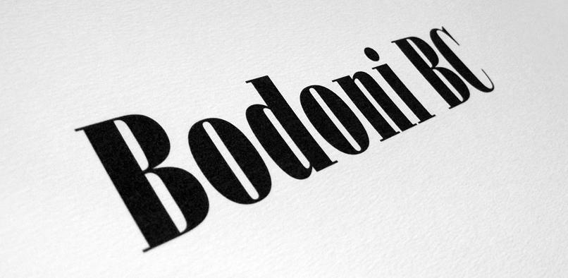 hft240 bodoni black condensed pr6 BODONI BLACK CONDENSED FONT