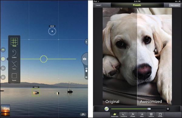 iPad Apps 8 Unique IPad Applications
