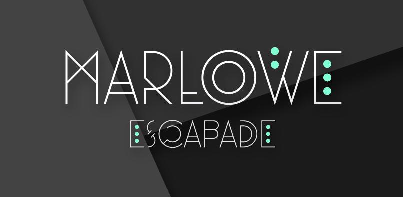 marlowees1 Marlowe Font