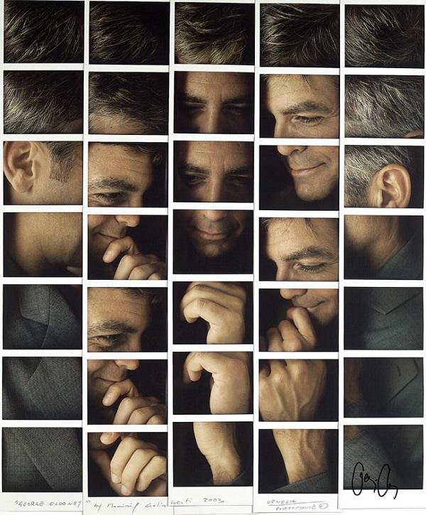 Maurizio galimbertis Celebrity Polaroid Portraits