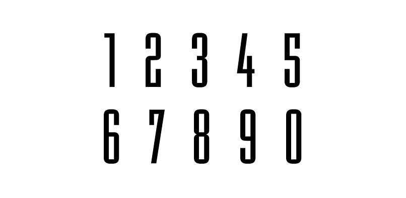mekanik4 Mekanik Font