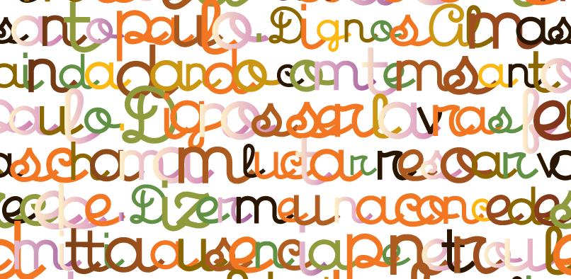 mim05 Mimosa Font