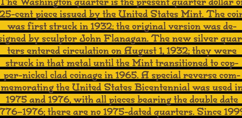 mono04 Monograph Font