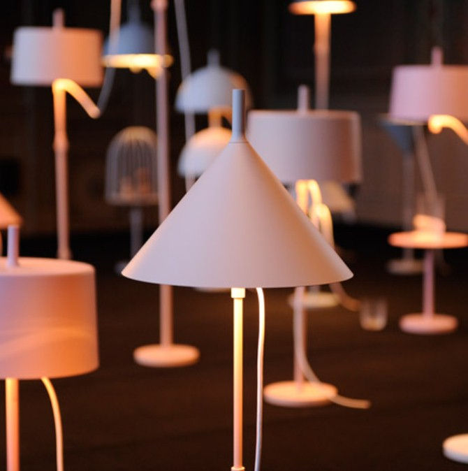nendo2 STOCKHOLM FURNITURE FAIR: THE LIGHTING MAGIC OF NENDO