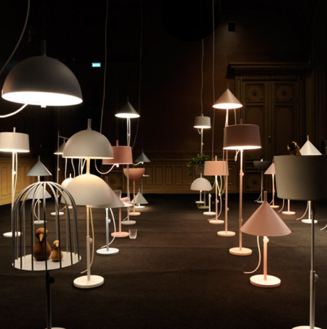 nendo3 STOCKHOLM FURNITURE FAIR: THE LIGHTING MAGIC OF NENDO