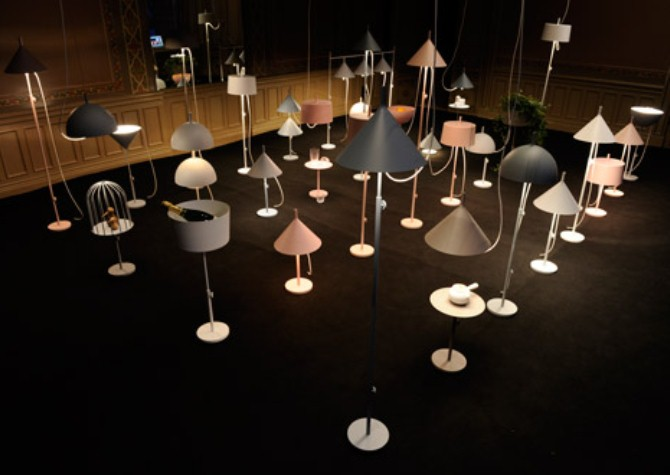 nendo4 STOCKHOLM FURNITURE FAIR: THE LIGHTING MAGIC OF NENDO