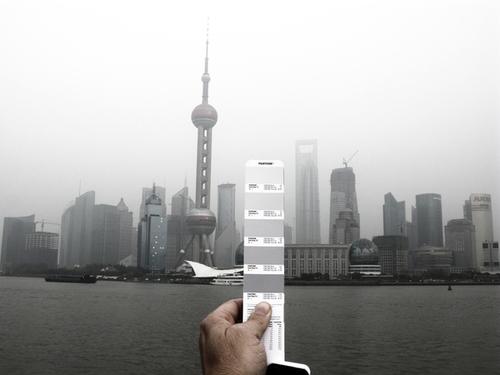 tumblr mhv2xd9tMN1qiqf01o1 500 Pantone Matchmaker Shanghai by Allard van Hoorn