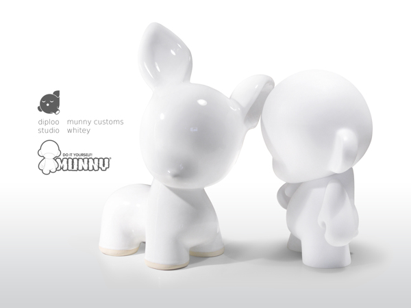 white51 Diploo Studio Munny Customs