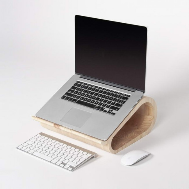 wooden laptop stand for mac 8 650x650 THE WOODEN LAPTOP STAND FOR MAC – VOOL