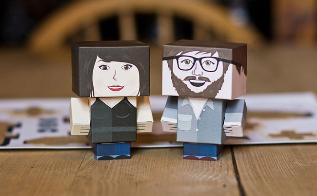 135 Free Magic Giveaway   Win Your Very Own Foldable Cardboard Buddy!