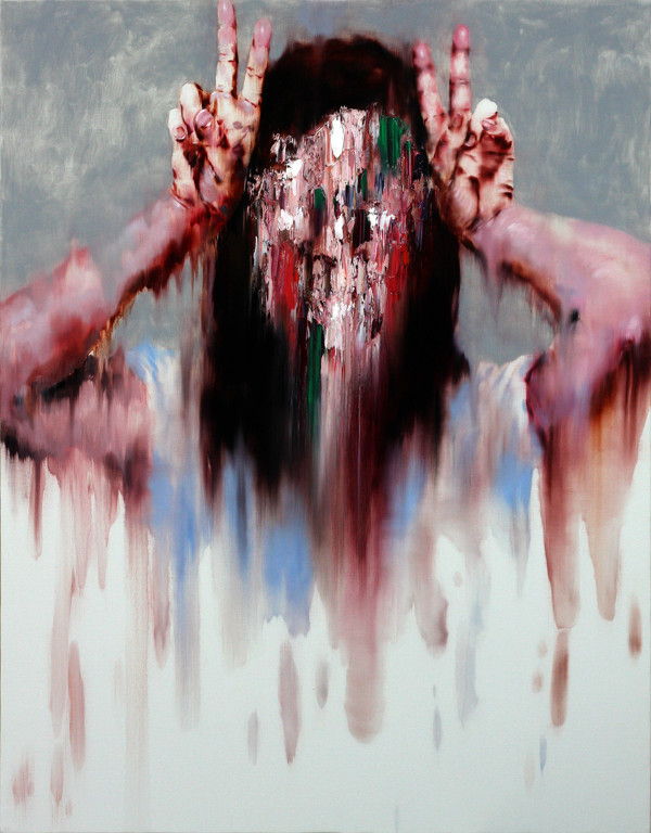 Abstract Paintings by KwangHo Shin 1 Amazing Abstract Paintings