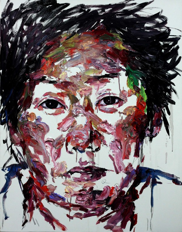 Abstract Paintings by KwangHo Shin 14 Amazing Abstract Paintings