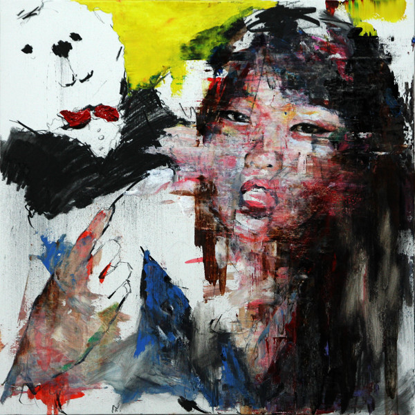 Abstract Paintings by KwangHo Shin 4 Amazing Abstract Paintings